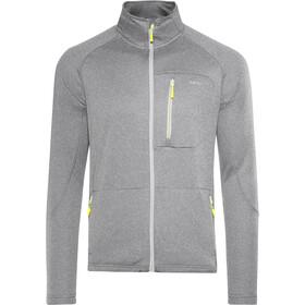 Meru Cannes Fleece Jacket Herren light grey